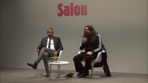 Art Basel | Salon | Discussion | 100 Years Dada