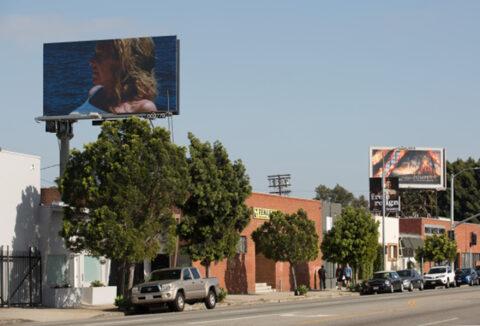 Public Billboard by Talia Chetrit