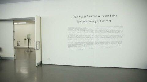 João Maria Gusmão und Pedro Paiva – Tem gwef tem gwef dr rr rr