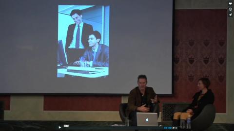 The One-Eyed Thief: Taiyo Onorato & Nico Krebs