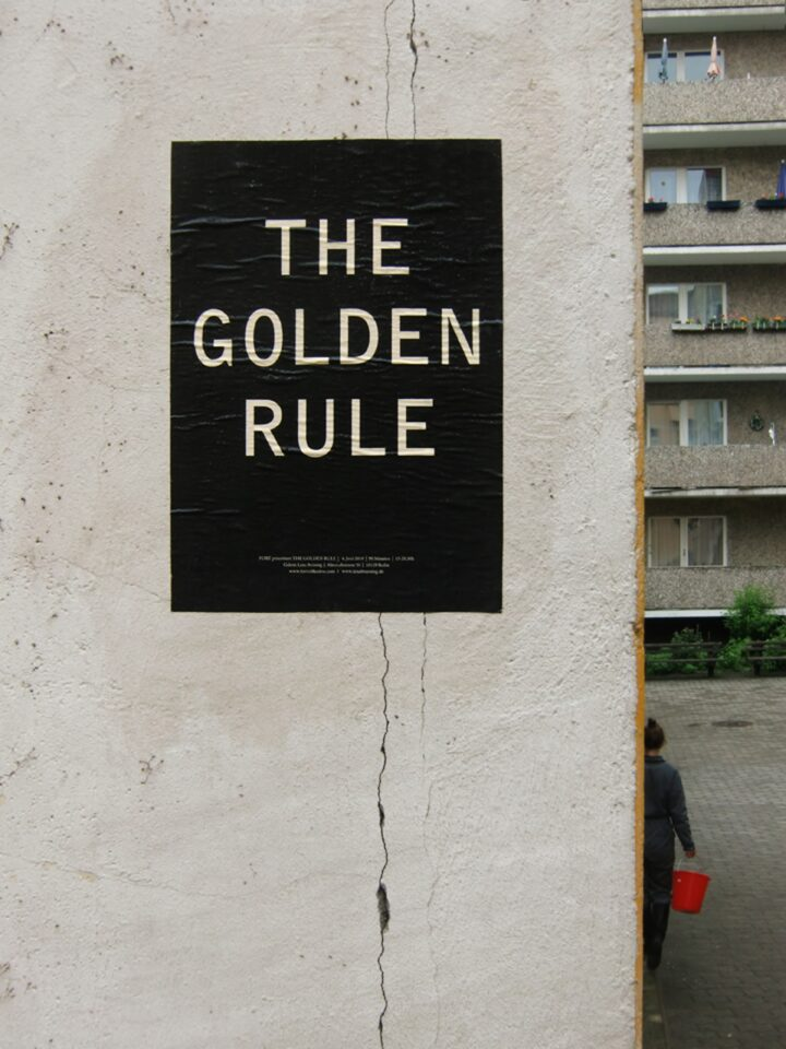 01 The Golden Rule Rene Arnold