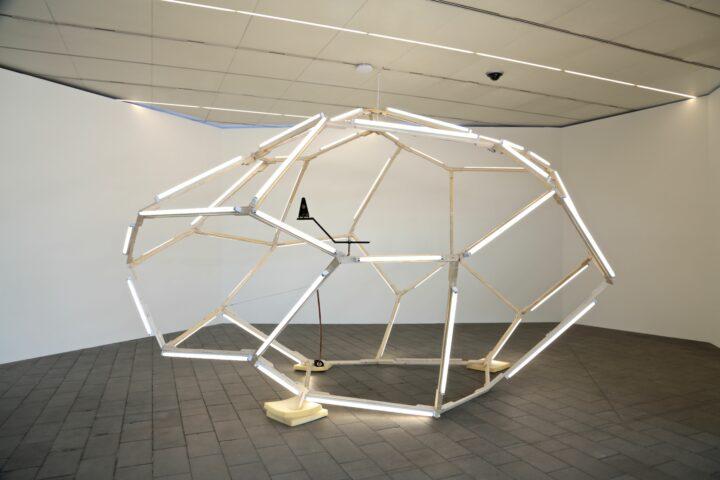 Installation view Bjoern Dahlem Amstel Art, Veles e Vents, Valencia