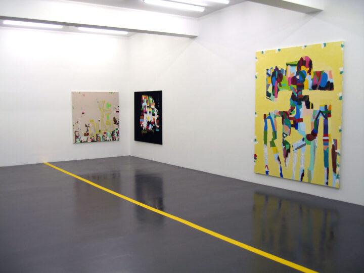 Installationview Sies Hoeke 2005  2