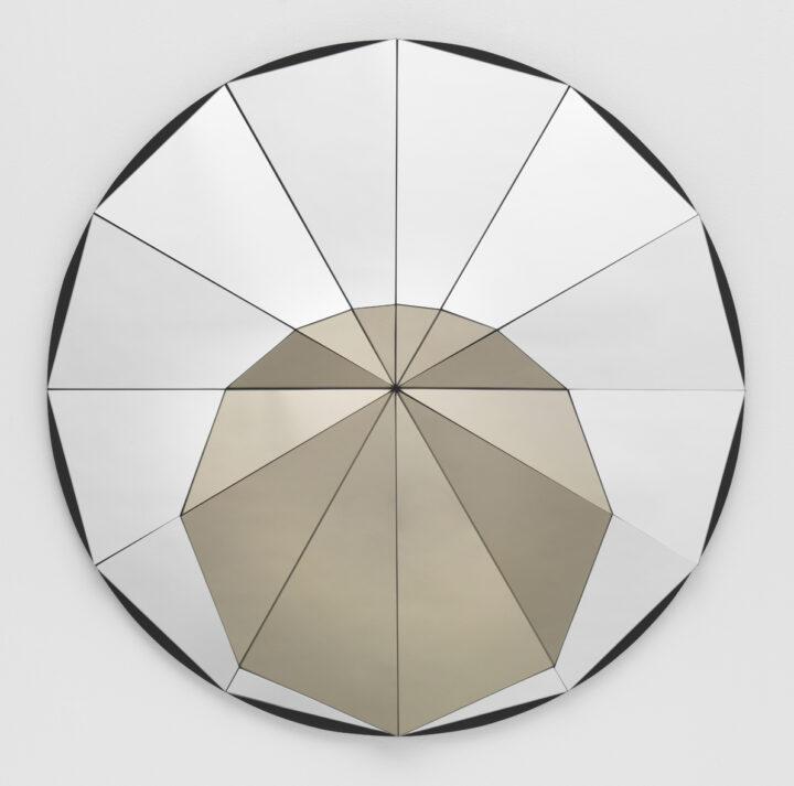 Untitled  mirror  80cm  2013b