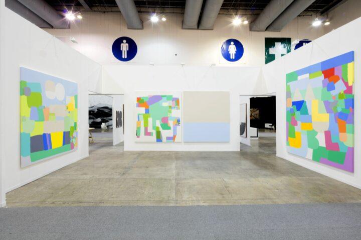 Zona Maco installation view Enrique Macias bearb