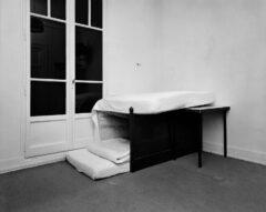 Hotel Lux, Grenoble, Zimmer 53, Nacht zum 10. Januar 1999