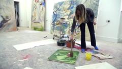 Sophie von Hellermann: Elephant in the Room – Firstsite, May 25 – August 26, 2013