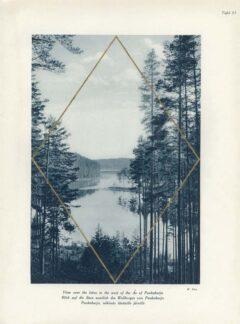 Blick auf die Seen