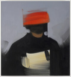 Untitled (Roter Turban)