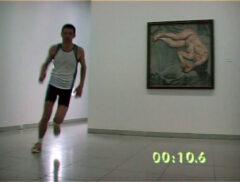 Museums-Sprint, Museum für Moderne Kunst Frankfurt am Main