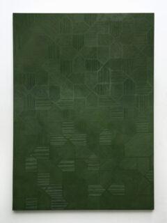 Scales, Variation #4, Nephrit Jade