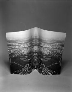 Papierlandschaft 2