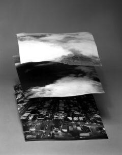 Papierlandschaft 4