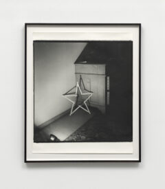 Ohne Titel (Zollstockstern) / Untitled (Ruler Star)