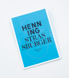 Henning Strassburger - What This Does