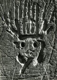 """Graffiti """"Le roi soleil"""""""