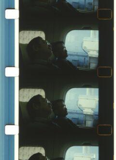 Sleeping on a bullet train