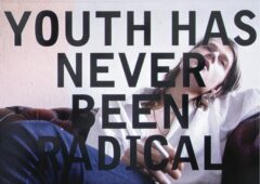 Youth has never been radical — Henrich J.